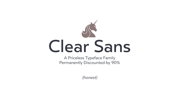 Clear Sans Font Download for Mac OS