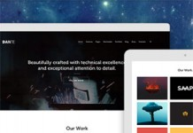 Dante - A Responsive Multi-Purpose WordPress Theme by SwiftIdeas