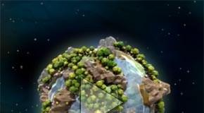 De Planeta - Motion Graphics Short Film by Leonardo Cavaletti