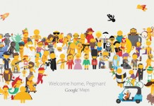 Google Street View - Pegman Redesign Matt Delbridge
