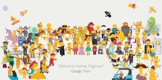 Google Street View - Pegman Redesign Matt Delbridge