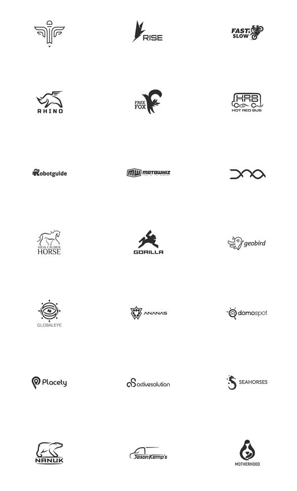 Logo Collection by Petar Shalamanov
