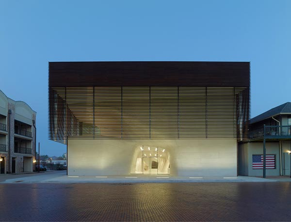 The Architecture of the Louisiana State Museum by Trahan Architects