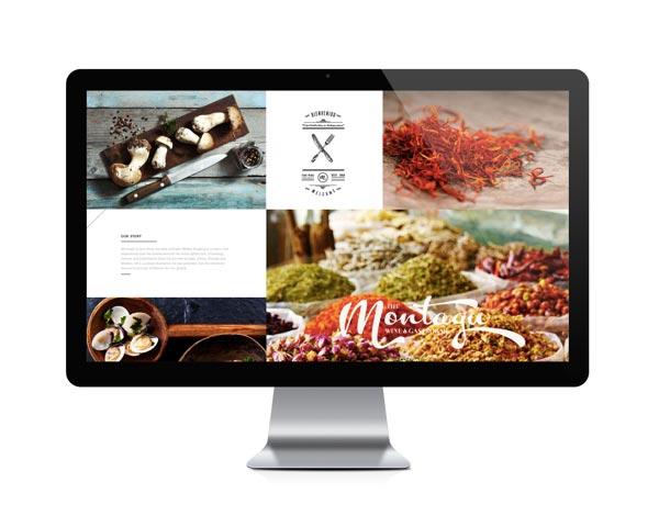 Montagü Website