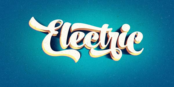 No. Seven – Vintage Style Script Font Family by Fenotype