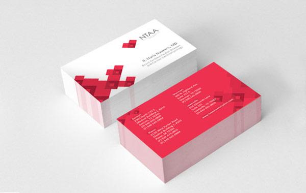 Logo & Card.  - Magazine cover