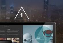 OneUp - One Page WordPress Theme by Pixelentity