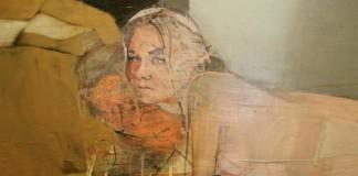 Painting by Karim Hamid