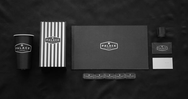 Palace Theater Identity by Cody Petts
