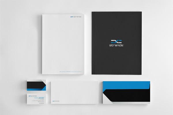 Stationery Design by Jose Palomero