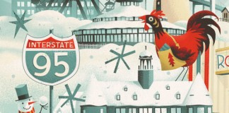 The Rhode Island Monthly - Holidays Cover - Details