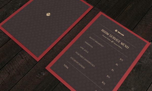 Wevola Group - Hotel Visual Identity by Jekin Gala