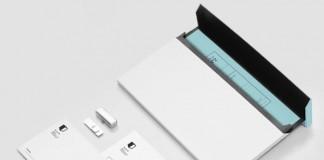 B – A – S architecture bureau brand design by Studio Otwarte