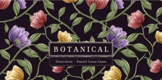 Botanical - Branding and Illustration by Daniel Lasso Casas