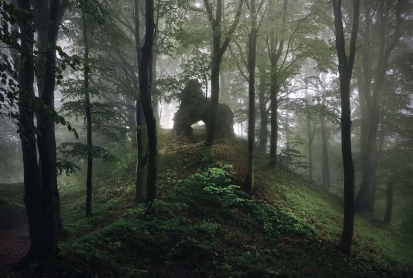 Brothers Grimm Homeland – Photography by Kilian Schönberger