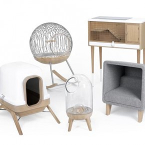 Pet Furniture Design by Chimère