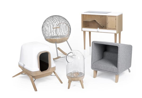 pet furniture design by chim re