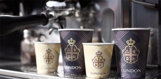 Coffee House London - Visual Identity by Reynolds and Reyner