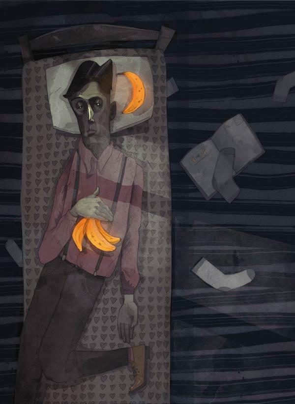 Illustrations by Patryk Hardziej