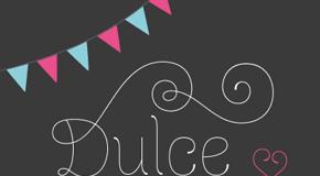 Dulce Pro - Monoline Swash Font Family by Latinotype