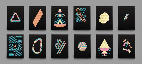 Fabrique Générale - Exemples of Posters