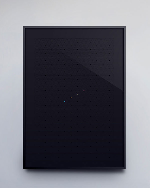 Fabrique Générale - Triangle Poster