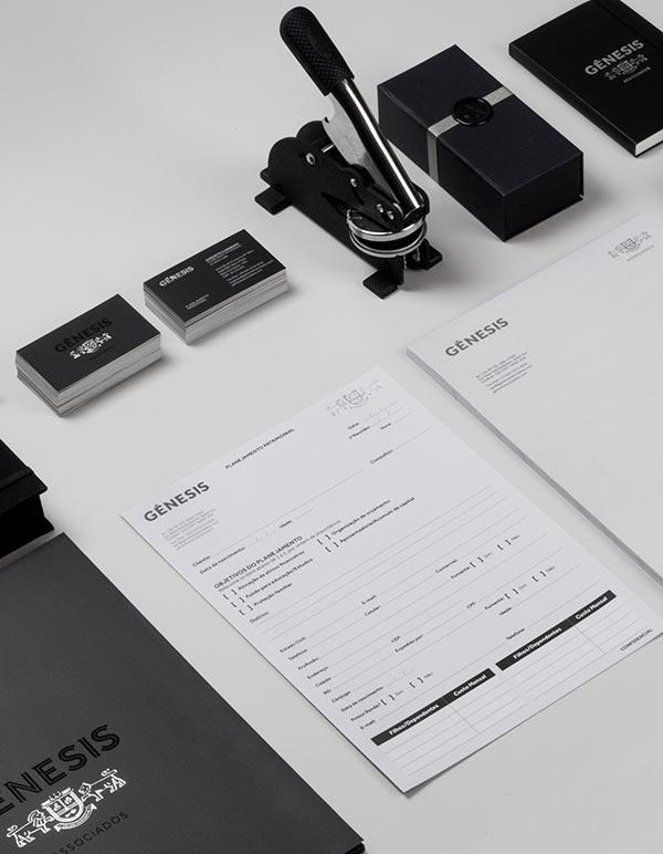 Gênesis - Brand Identity by BrBauen
