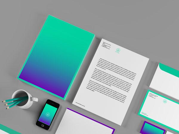 Match Ideas - Brand Design by Andrea Ramirez