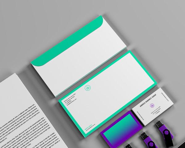 Match Ideas – Brand Identity by Andrea Ramirez