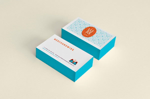 Merchandwise Business Cards