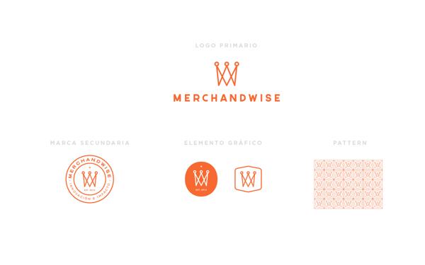 Merchandwise Logos and Brandmarks