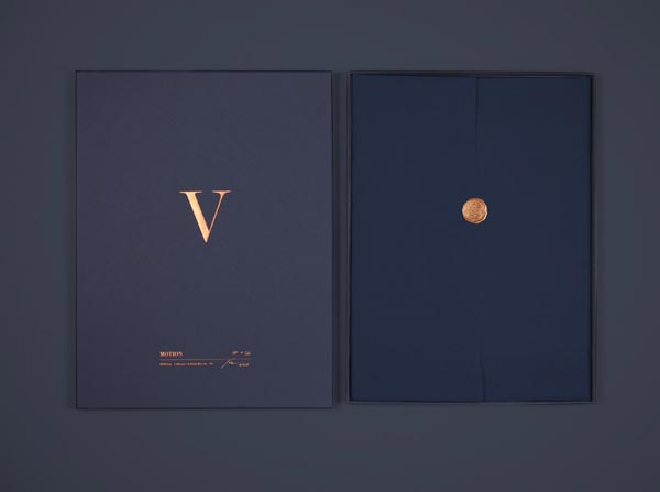 Motion Collector's Edition Box Set by Von
