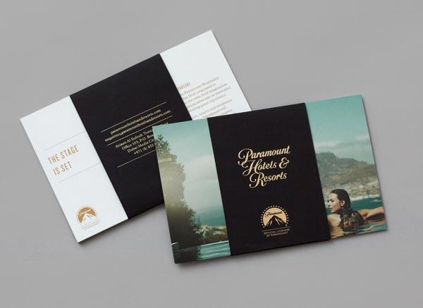 Paramount Hotels & Resorts - Visual Identity by & SMITH