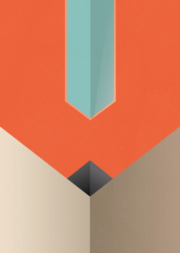 Prevention - Minimalist Illustration by Ray Oranges