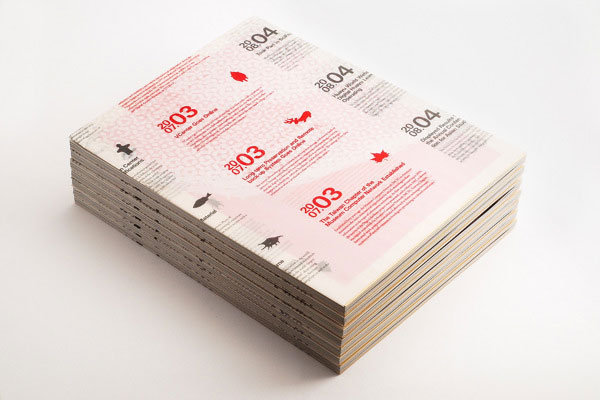 Recollection - Editorial Design by ACST Design