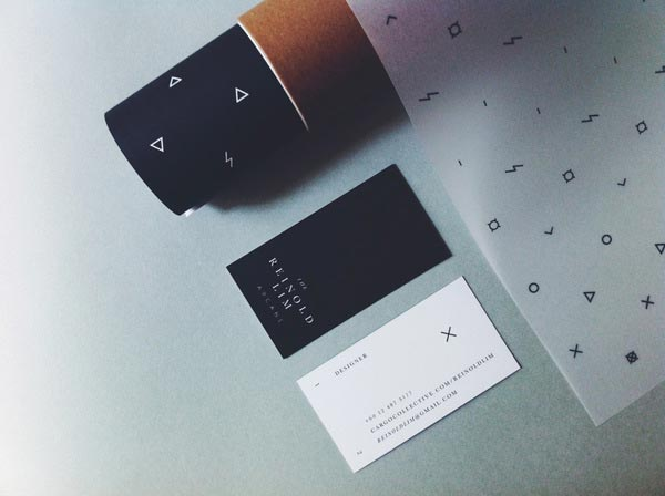 Reinold Lim - The Arcane - Brand Identity Design by Oddds