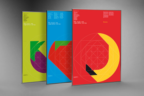 Storkirk Landström – The Fruit Series – Graphic Design by Kurppa Hosk