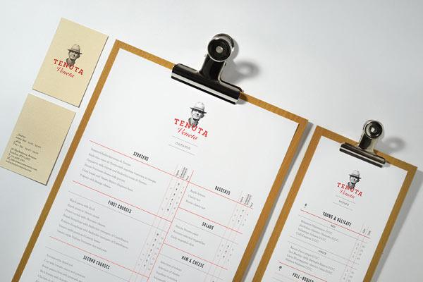 Tenuta Veneta – Brand Identity by Manuel Bortoletti