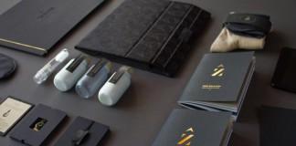 Zenith Premium Travel Kits - Branding Material by Veronica Cordero