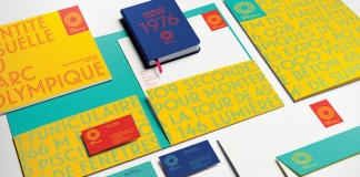 Montréal Olympic Park - New Visual Identity by lg2boutique