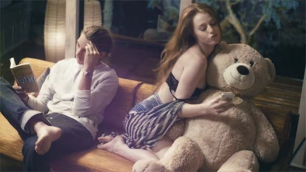 Selfishly Selfie - Short Film directed by Jonathan Lennard