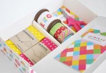 Aeroplay Kites - kite packaging by Lily Li