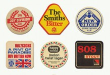 Beer Mat collection prints by 67 Inc