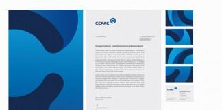 CEFAE - Stationery Design by Walter Mattos