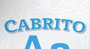 Cabrito serif typeface by Jeremy Dooley