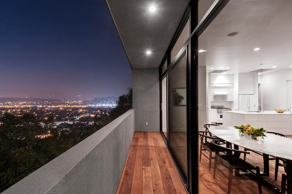 Car Park House located in Echo Park, Los Angeles by Anonymous Architects