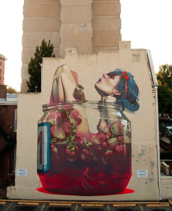 ETAM - MOONSHINE in Richmond, USA
