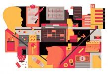 Editorial Illustration from 2013 by Andrea Manzati
