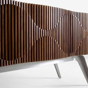 Glissando Credenza - Furniture Design by Jon Goulder