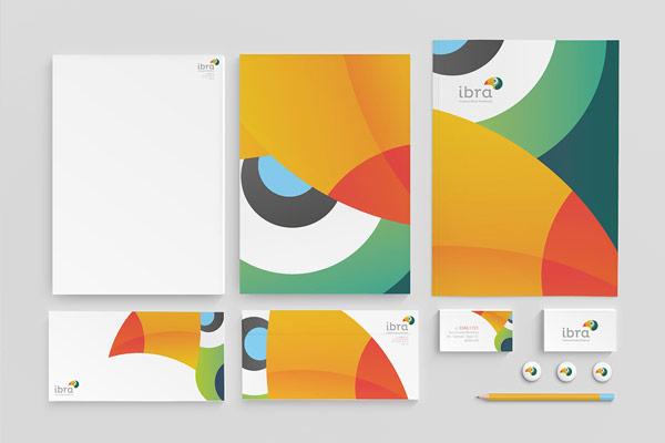 IBRA Brand Identity Design by Manoel Andreis Fernandes